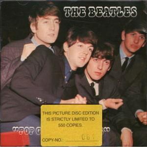 THE BEATLES / POP GO THE BEATLES