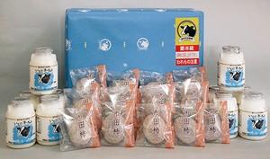 【お歳暮】市田柿とヨーグルトセット 数量限定300セット Y-1