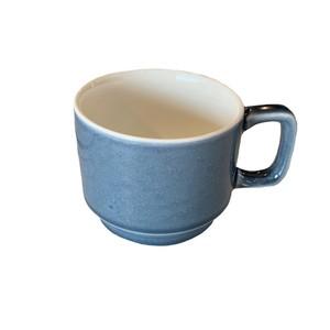 コーヒーカップ/ブルー
