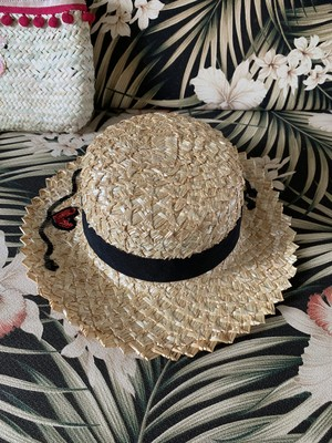 LUNGOMARE HAT Boater New