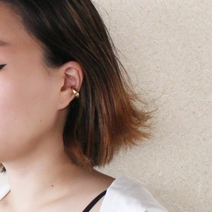 naja gold /ear cuff (L)
