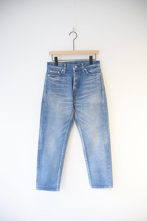 """RESTOCK""【ORDINARY FITS】5P ANKLE DENIM 3year/OM-P020"