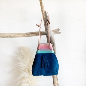 tassel 2way bag