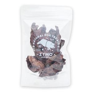 ZYMO 豚肺ジャーキー 40g (千葉県産)