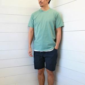 6.5oz Garment Dye Crewneck Tee【RA19-077】【Los Angeles Apparel】