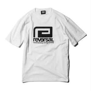 REVERSAL BIG MARK COTTON TEE / リバーサル Tシャツ / rvbs026