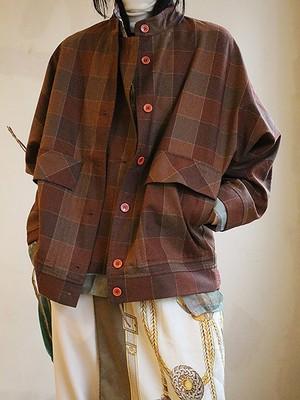 70s wool Jacket