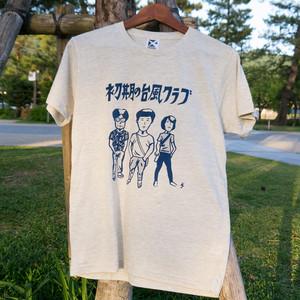初期の台風クラブ LPジャケT【青ジャケ】