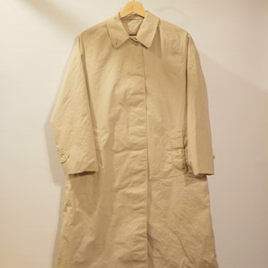 "Vintage Burberrys Balmacaan Coat Size10 EX LONG ""Made in England,1 Panel Sleeve"""