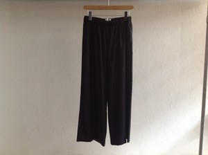 "MY ""WIDE PANTS BLACK"""