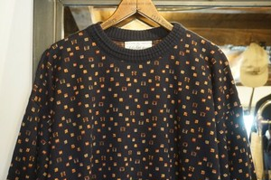 80's tricots st. raphael for Saks Fifth Avenue cotton Sweater