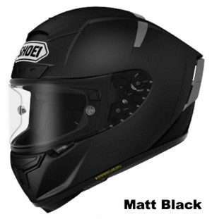 SHOEI X-Fourteen matt-black