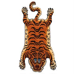 """[送料無料] チベタン Tibetan Tiger Rug """"DTTR-01 / X Large"""""""