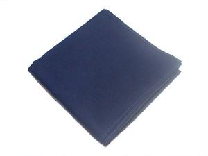 本藍染めガーゼハンカチ すくも藍