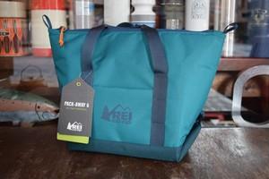 新品 REI Pack-Away Soft Cooler 3way -7.25L C0535