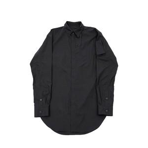 617SHM5-BLACK / タクティカルシャツ