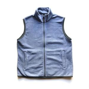 USED Wool Rich fleece vest - light blue