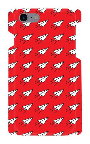 スマホカバー:iPhone7/8(RED)