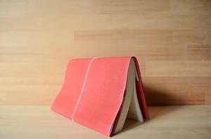 bunkobon cover 赤色