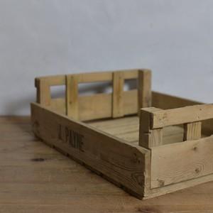 Wood Box / ウッド ボックス【C】〈植物・プランター・ガーデニング〉