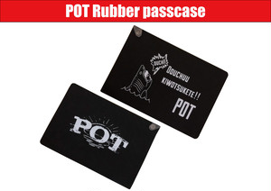 POT Rubber passcase