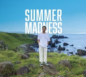 3rd album 【SUMMER MADNESS】
