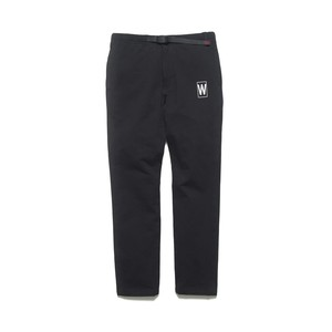 WHITE MOUNTAIN EXPERIMENT GRAMICCI LONG PANTS - BLACK