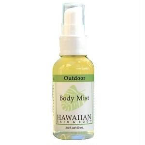 Hawaiian Bath And Body Bodymist Outdoor