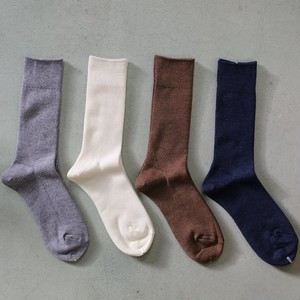 DECKA デカ WASHABLE EXTRA FINE WOOL SOCKS