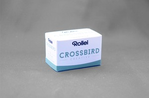 【 35mm カラーネガ クロス現像用 】 Rollei( ローライ )Cross Bird 36枚撮り