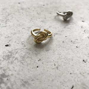 Silver 925 ring knot