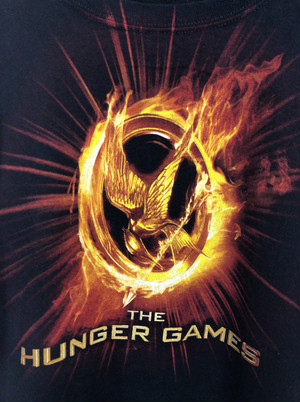 2012's THE HUNGER GAMES T's