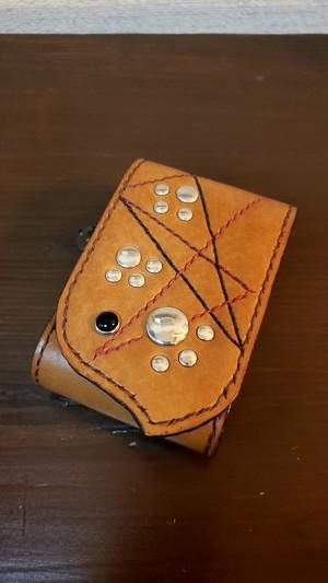 シガレットケース型 カードケース