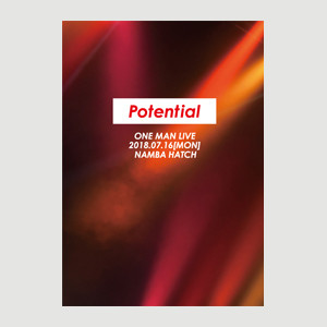 DVD / SOYOKAZE ONE MAN LIVE 2018 ~Potential~@なんばHatch 2018.7.16