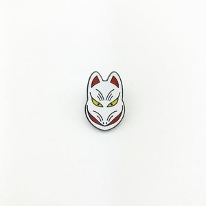 "Metadope""KITSUNE LAPEL PIN"""