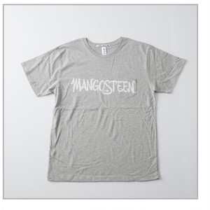 MANGOSTEEN TEE ASH GRAY 【THE DAWN B】