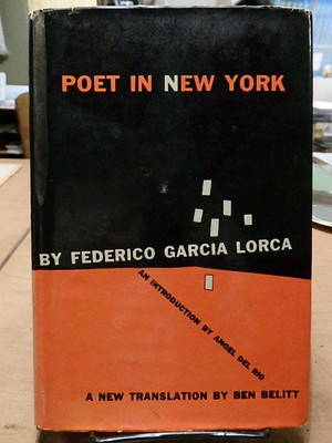 POET IN NEW YORK / Federico Garcia Lorca