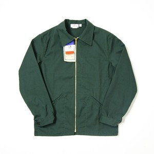 French work cotton/polyester jacket