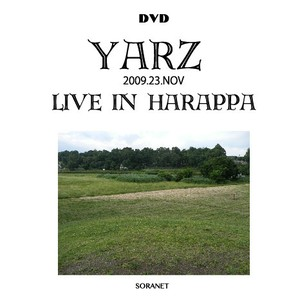 DVD  YARZ LIVE IN THE HARAPPA2009
