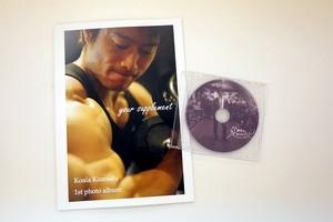 コアラ小嵐1st写真集『your supplement』+メイキングDVD付