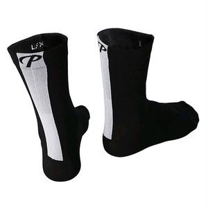 Pearson Black and White Socks