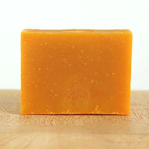 はちみつオレンジ石鹸 オレンジとマンダリン