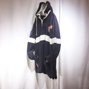 RALPH LAUREN RUGGER SWEAT