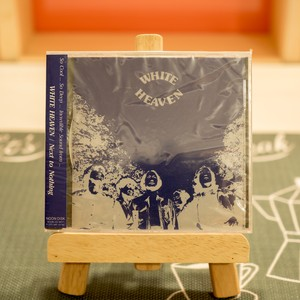 Next to Nothing / WHITE HEAVEN / CD