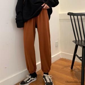 【ボトムス】レギュラー丈ファッションカジュアルストリート系カジュアルパンツ25692030