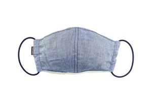 【夏用マスク COOLMAX×オーガニックコットン日本製】オーガニックコットンマスク oc02