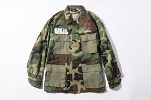 CUSTOM ARMY JKT T-9
