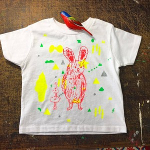 Rabbit  Kids tee 90-100