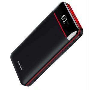 モバイルバッテリー iPhone 大容量 急速充電 充電器 25000mAh 急速 充電 Apple Android 各種対応