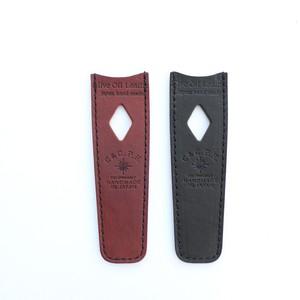 C&C.P.H.EQUIPEMENT コッパーシェラハンドルカバー(Olive oil leather)